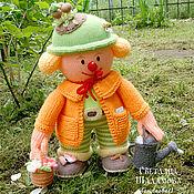 Куклы и игрушки ручной работы. Ярмарка Мастеров - ручная работа Садовник. Handmade.