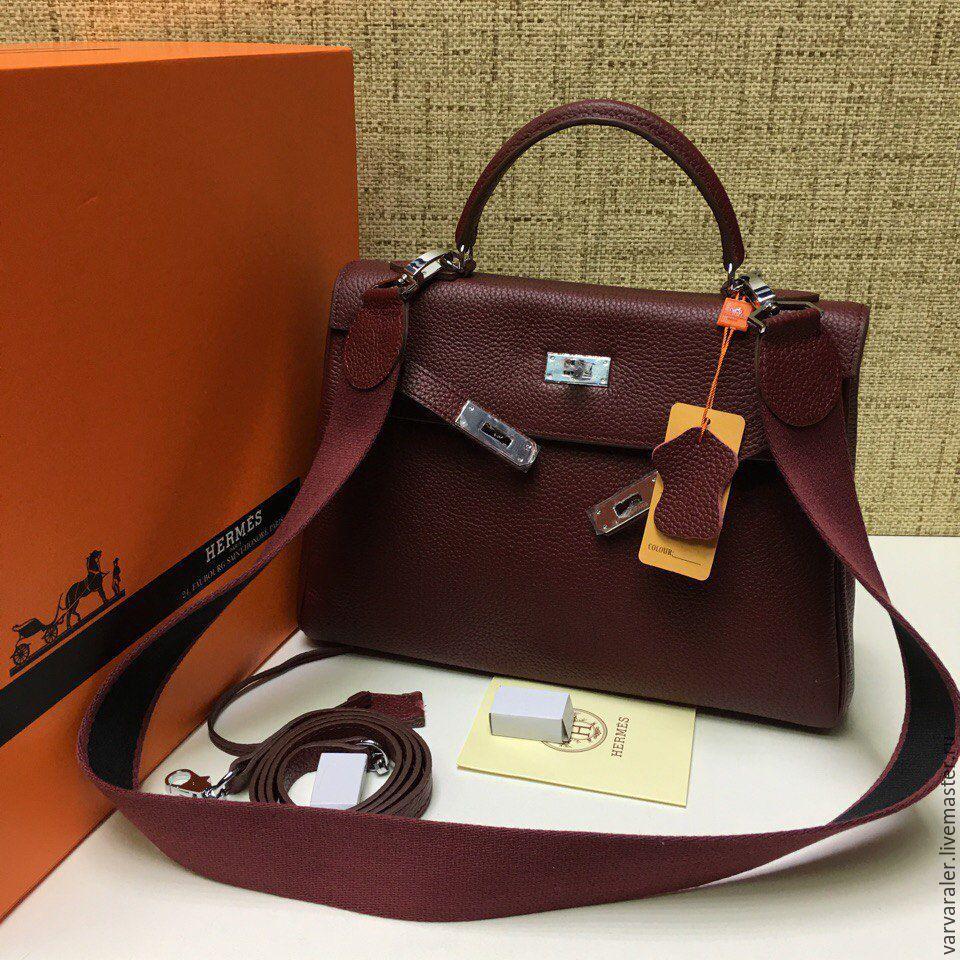Как выбрать и купить оригинальную сумку Birkin от Hermes