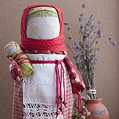 Куклы и игрушки ручной работы. Ярмарка Мастеров - ручная работа Кукла народная Мамушка Хозяюшка. Handmade.