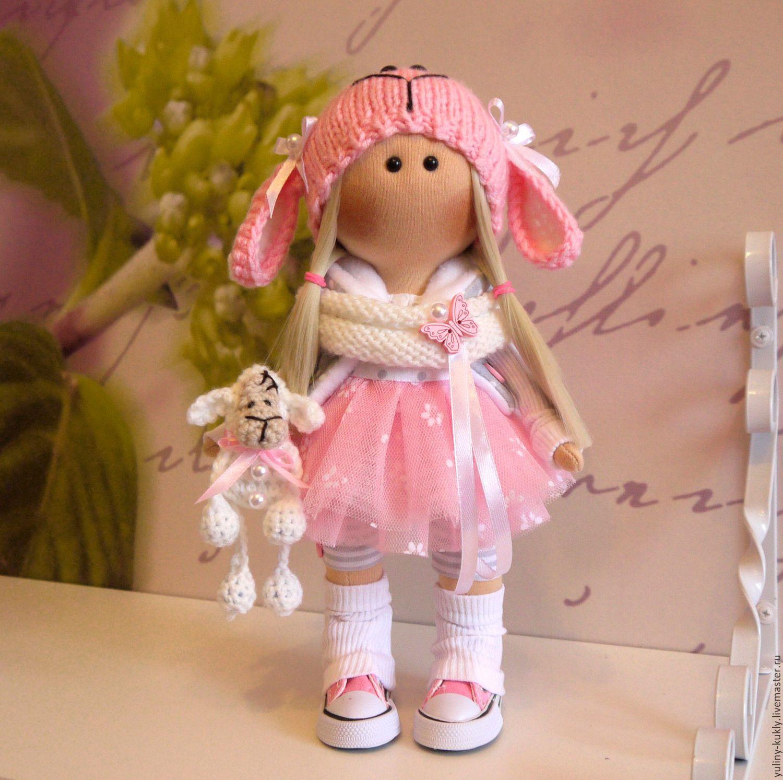 Текстильная кукла от макушки до пяточек Ярмарка Мастеров 95