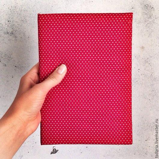 Персональные подарки ручной работы. Ярмарка Мастеров - ручная работа. Купить Блокнот / скетчбук / дневник WHITE DOTS. Handmade.