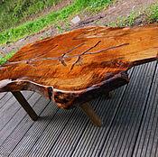 Для дома и интерьера ручной работы. Ярмарка Мастеров - ручная работа Необычный кофейный столик. Handmade.