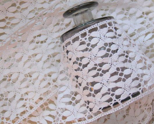 Цвет: Белый Ширина: 125мм Состав: 100%лён Пр-во: Польша Цена:130р