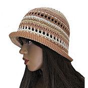 Аксессуары handmade. Livemaster - original item Panama summer women`s