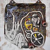 Картины и панно handmade. Livemaster - original item Copy of Copy of Copy of Copy of Copy of Taboo. Handmade.