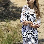 """Одежда ручной работы. Ярмарка Мастеров - ручная работа """"Wildflower Dress"""" платье.. Handmade."""