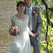 Свадебный салон ручной работы. Ярмарка Мастеров - ручная работа Цветы для невесты. Handmade.