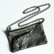 Сумки и аксессуары handmade. Livemaster - original item Bag genuine leather