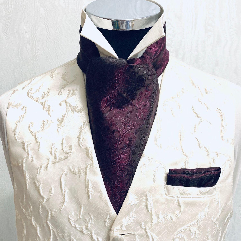 Шейный платок Аскот (галстук), Платки, Москва,  Фото №1