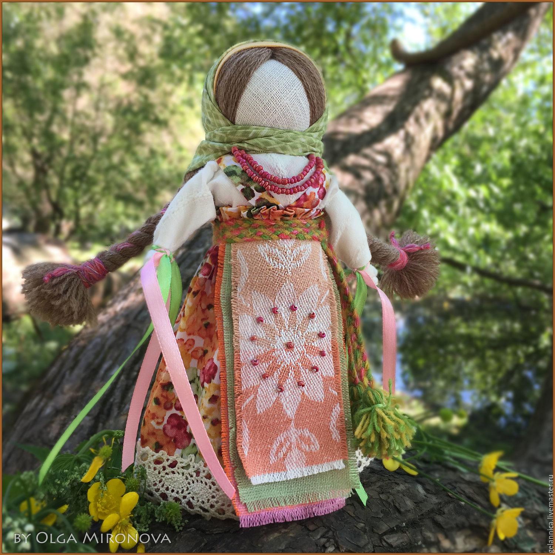 Желанница, Народная кукла, Санкт-Петербург,  Фото №1