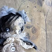 Куклы и игрушки ручной работы. Ярмарка Мастеров - ручная работа Птаха. Handmade.