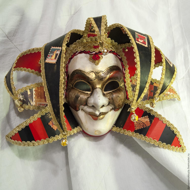 Маски карнавальные в ассортименте, Интерьерные  маски, Ижевск, Фото №1