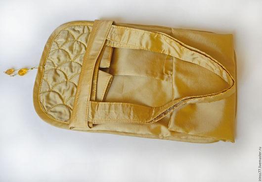 Женские сумки ручной работы. Сумка-трансформер авоська