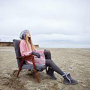 Одежда ручной работы. Ярмарка Мастеров - ручная работа Комплект платье +свитер. Handmade.