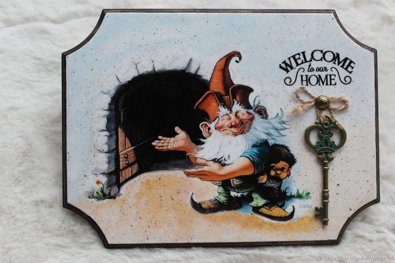 Mural 'Welcome to', Door number, St. Petersburg,  Фото №1