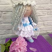 Куклы и игрушки ручной работы. Ярмарка Мастеров - ручная работа Кукла ангел. Handmade.