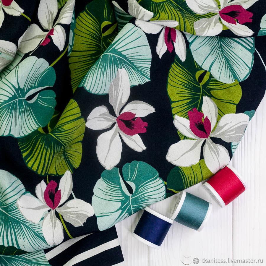 Viscose dress art. 31.0070, Fabric, Moscow,  Фото №1