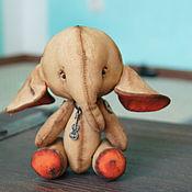 Куклы и игрушки ручной работы. Ярмарка Мастеров - ручная работа Чердачный слон 4). Handmade.