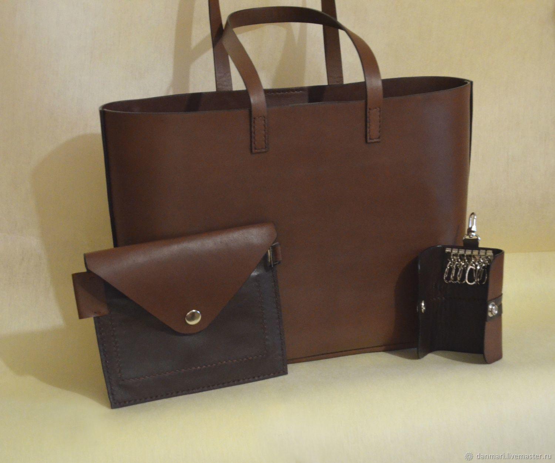 456c4e026651 Женские сумки ручной работы. Ярмарка Мастеров - ручная работа. Купить Сумка  шоппер
