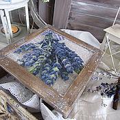 """Для дома и интерьера ручной работы. Ярмарка Мастеров - ручная работа Короб """" Лавандовый ситчик"""". Handmade."""