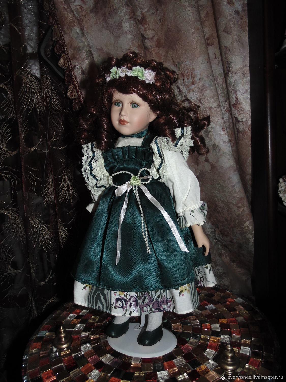 Винтаж: Фарфоровая кукла Англия, Куклы винтажные, Москва,  Фото №1