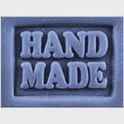 """Материалы для творчества ручной работы. Ярмарка Мастеров - ручная работа Штамп для мыла Milky Way """"Hand Made"""". Handmade."""