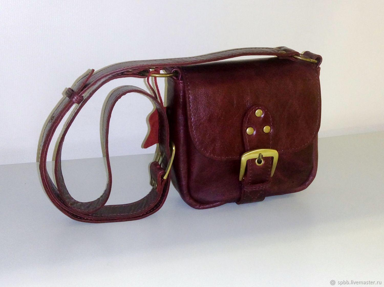 Bag leather 33, Classic Bag, St. Petersburg,  Фото №1