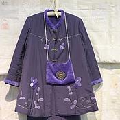 """Одежда ручной работы. Ярмарка Мастеров - ручная работа Костюм """"Гжель"""". Handmade."""