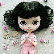 Куклы и игрушки handmade. Livemaster - original item Blythe doll Custom Blythe Doll AMELIE OOAK (TBL). Handmade.