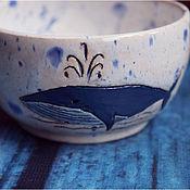"""Посуда ручной работы. Ярмарка Мастеров - ручная работа Кружка """"Китёнок"""". Handmade."""