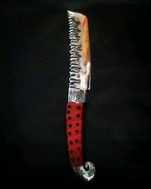 Нож капитана Бардука, Бутафорский нож, Москва,  Фото №1