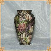 Для дома и интерьера handmade. Livemaster - original item Chinese Ming Dynasty vase. Handmade.