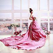 """Свадебный салон ручной работы. Ярмарка Мастеров - ручная работа Свадебное платье """"Со вкусом Рококо"""". Handmade."""
