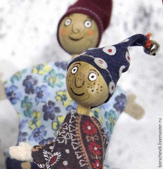 Народные куклы ручной работы. Ярмарка Мастеров - ручная работа. Купить игрушка Петрушка. Handmade. Народная кукла, для детей и взрослых