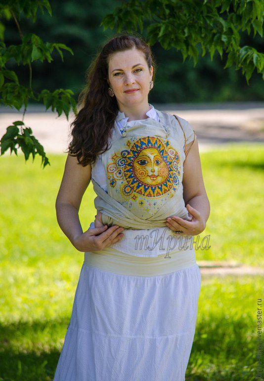 Май-слинги с ручной росписью. Варианты, Слинги, Краснодар, Фото №1