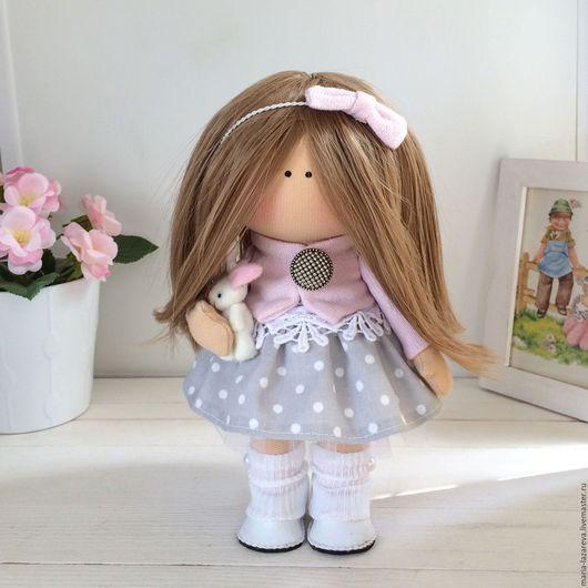 Коллекционные куклы ручной работы. Ярмарка Мастеров - ручная работа. Купить Интерьерная кукла. Handmade. Интерьерная кукла, тильда
