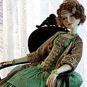 Куклы и игрушки ручной работы. Ярмарка Мастеров - ручная работа Николь. подвижная кукла из фарфора. Handmade.