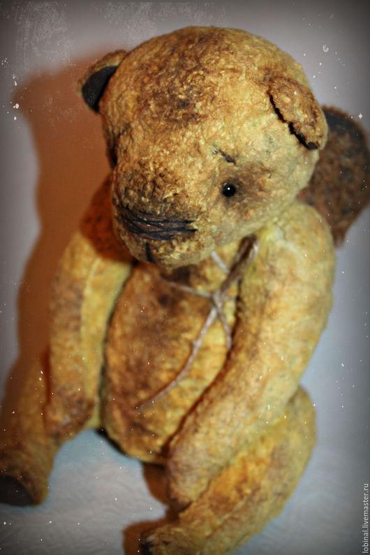"""Мишки Тедди ручной работы. Ярмарка Мастеров - ручная работа. Купить мишка тедди """"Ангел"""". Handmade. Ангел, опилки древесные"""