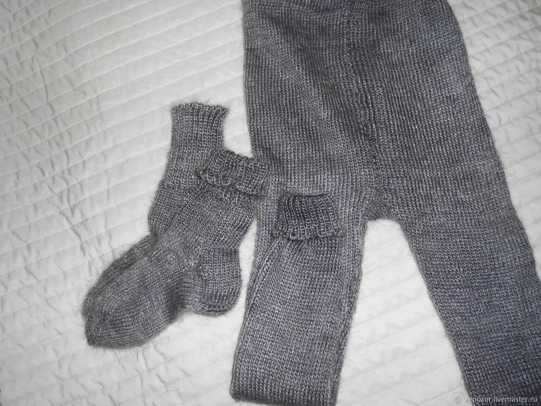 0bef82842360d Baby's Accessories handmade. Livemaster - handmade. Buy baby pants, socks.