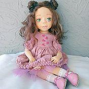 Куклы и игрушки handmade. Livemaster - original item Author`s doll Natasha. Handmade.