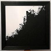 Картины и панно handmade. Livemaster - original item Dark Wave. Handmade.