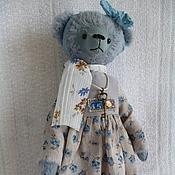 Куклы и игрушки ручной работы. Ярмарка Мастеров - ручная работа Мишка Наташа. Handmade.
