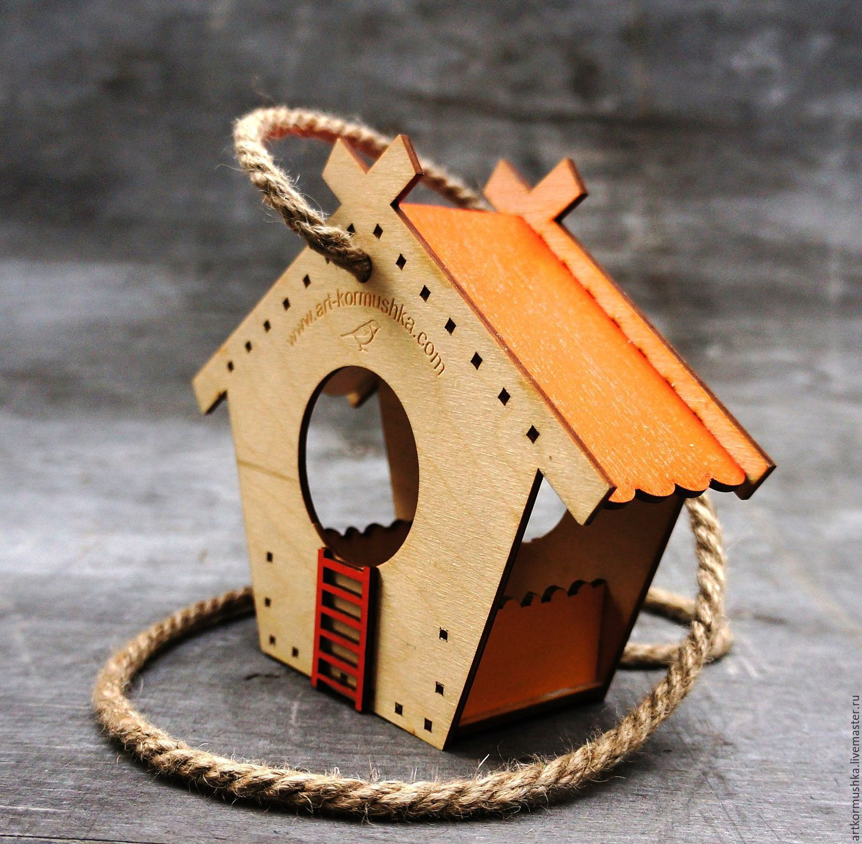 The bird feeder `Teremok`baby'