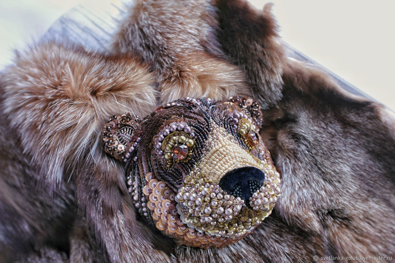 Мастер-класс: Скульптура бурого мишки, Схемы для вышивки, Азов,  Фото №1