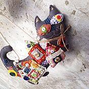 Куклы и игрушки ручной работы. Ярмарка Мастеров - ручная работа Кот Домашний. Handmade.