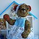Мишки Тедди ручной работы. медведь игрушка тедди Молли. Кукломания (kuklo-mania). Интернет-магазин Ярмарка Мастеров. Болотный