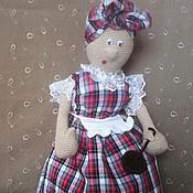 Куклы и игрушки ручной работы. Ярмарка Мастеров - ручная работа кукла Хозяйка. Handmade.