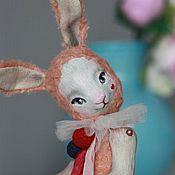 Куклы и игрушки ручной работы. Ярмарка Мастеров - ручная работа Ягодный зайка. Handmade.