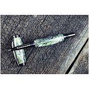 Канцелярские товары handmade. Livemaster - original item Gentleman`s name Pen in case. Handmade.