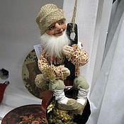 Для дома и интерьера ручной работы. Ярмарка Мастеров - ручная работа Домовенок на кокотнице. Handmade.